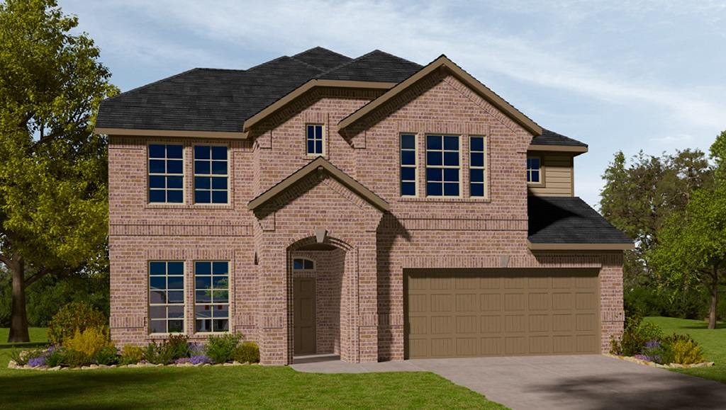 2982 Chloe Floor Plan