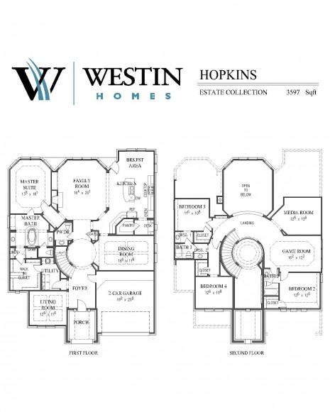 Hopkins 56008 Floor Plan