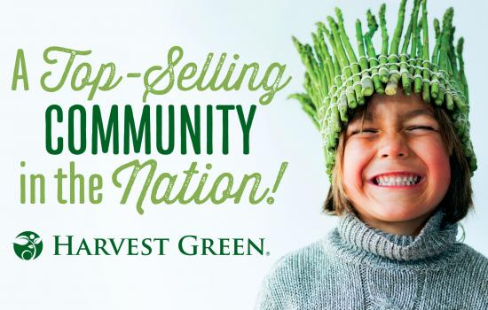 Harvest Green Is a Top 50 Community (Again)