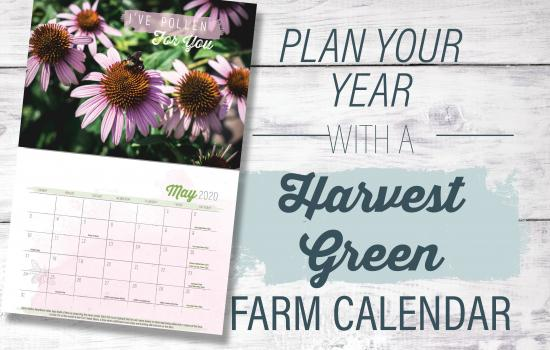 Pick Up Your 2020 Farm Calendar