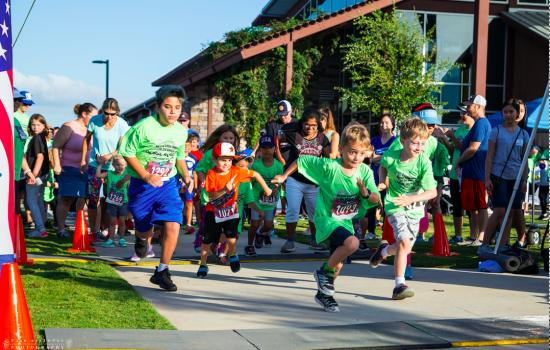 OutRunning Hunger to the Tune of $20,000