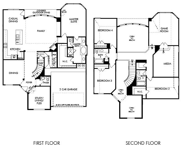 Andes Floor Plan