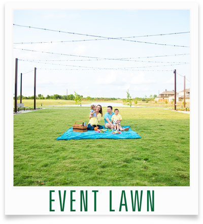 Harvest Green Event Lawn