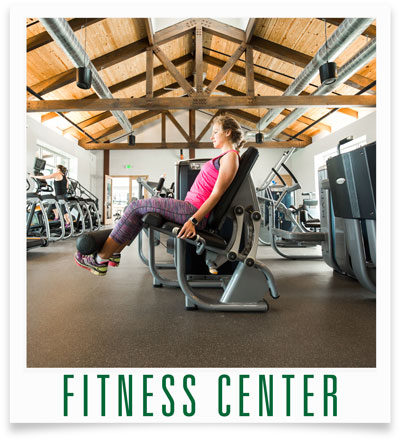 Harvest Green Fitness Center