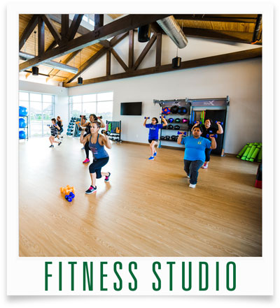 Harvest Green Fitness Studio