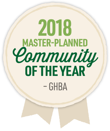 2018 Master-Planned Community of the Year